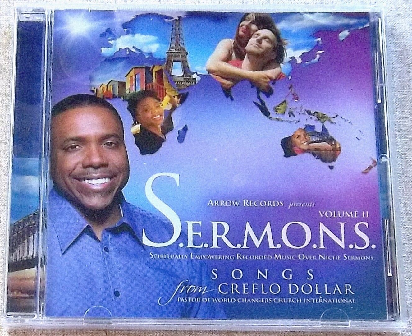 creflo dollar dating sermon Find album reviews, stream songs, credits and award information for sermons songs, vol 2: god's love - creflo dollar on allmusic.
