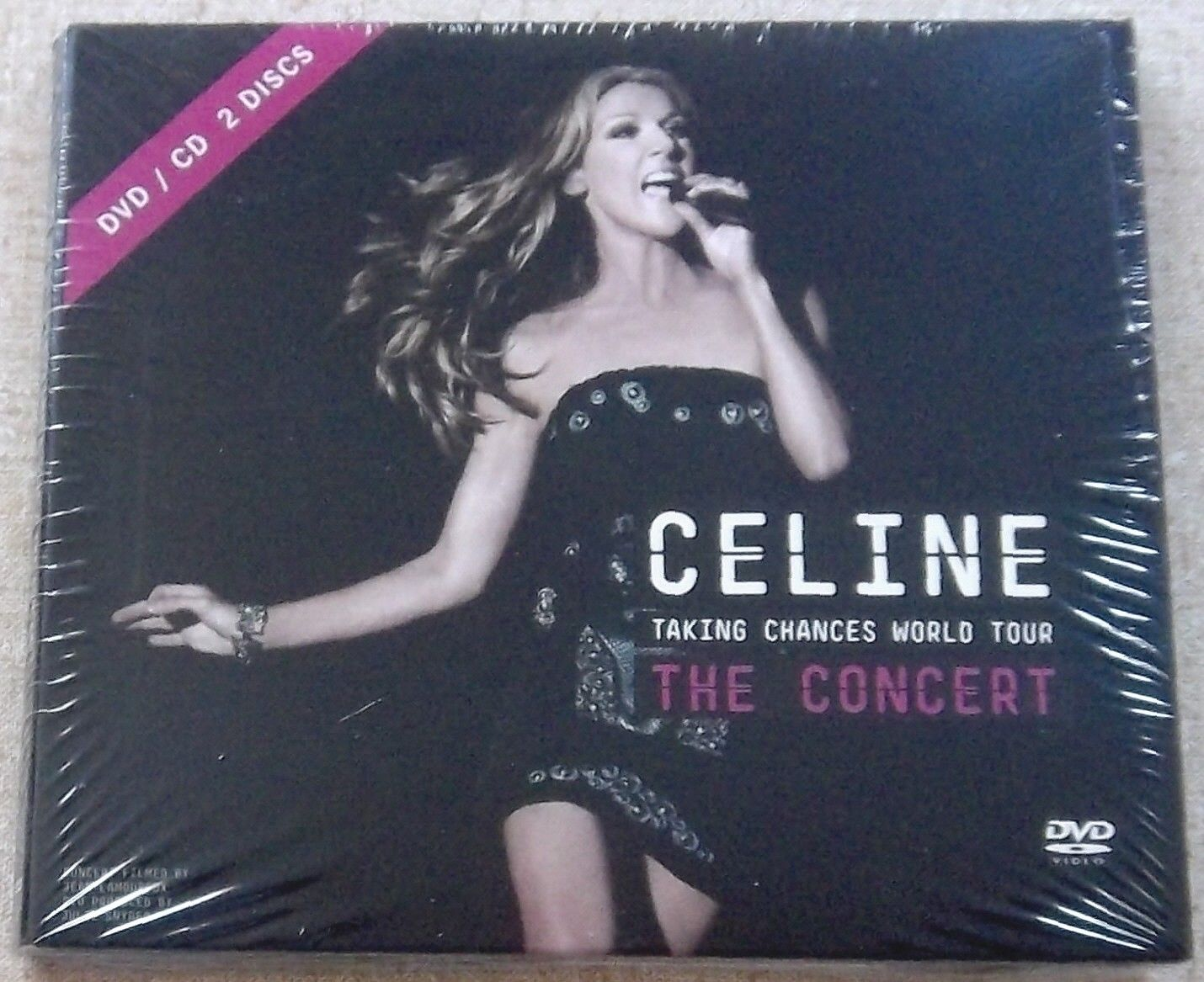 celine dion taking chances cd dvd south africa all. Black Bedroom Furniture Sets. Home Design Ideas