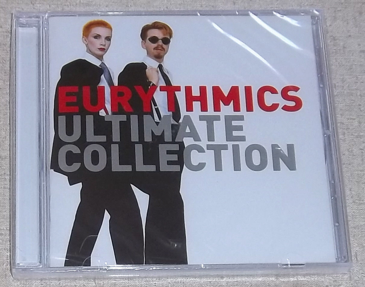 Eurythmics Ultimate Collection: EURYTHMICS Ultimate Collection SOUTH AFRICA Cat# CDRCA7135