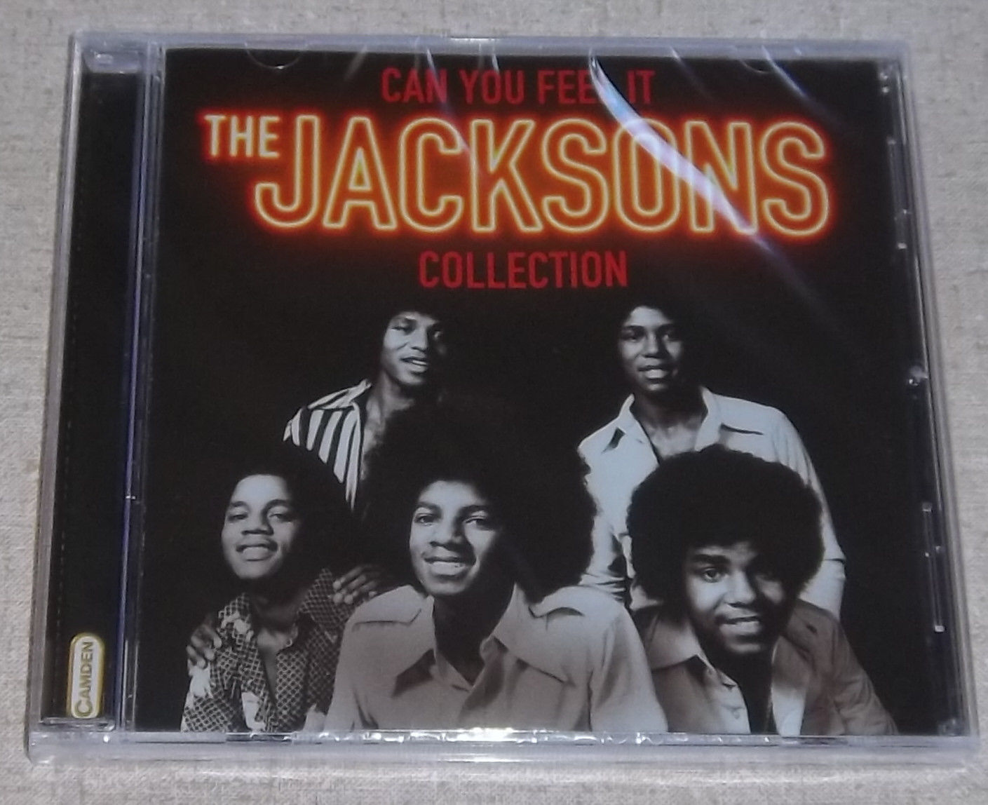 Jacksons, The - Can You Feel It