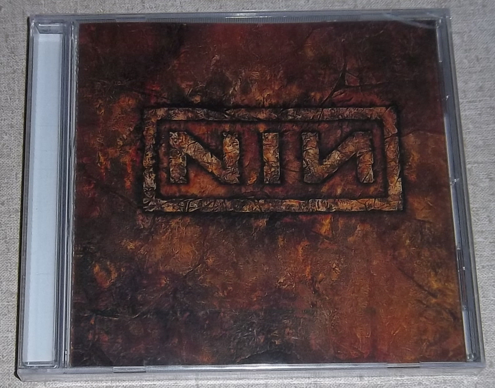 NINE INCH NAILS The Downward Spiral SOUTH AFRICA Cat# STARCD6498 ...