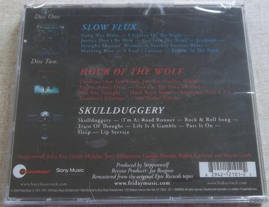 Steppenwolf hour of the wolf review