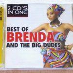 BRENDA FASSIE Greatest Hits 1964-2004 SOUTH AFRICA Cat